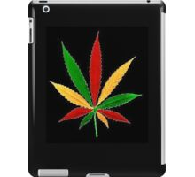 Ganja Leaf Collection iPad Case/Skin