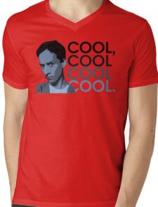 Abed - Cool, cool cool cool. Mens V-Neck T-Shirt