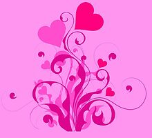Love and Hearts by TiMaN