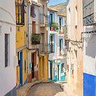 Spanish Scenes by Ralph Goldsmith