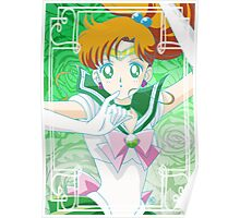 Sailor Jupiter  Poster