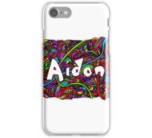 Aidan iPhone Case/Skin
