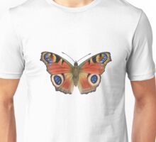 Peacock Butterfly (Inachis io) Unisex T-Shirt
