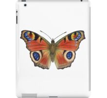 Peacock Butterfly (Inachis io) iPad Case/Skin