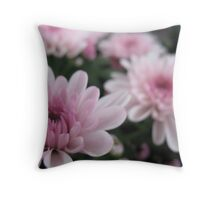 Not too distant Spring Throw Pillow