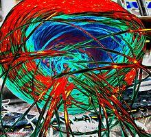 Twenty-First Century Barbwire by Larry Beat