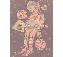 Space man. Photographic Print
