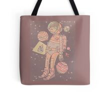 Space man. Tote Bag