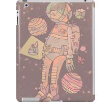 Space man. iPad Case/Skin