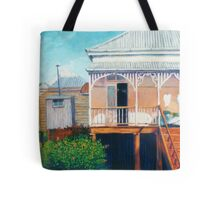 Henessey's House Tote Bag