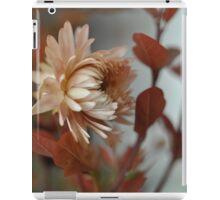 Una flor.............. iPad Case/Skin