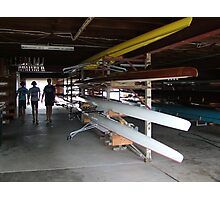 Manning River Rowing Club Photographic Print