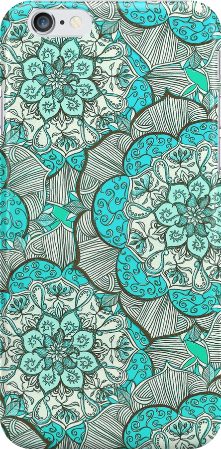 Fresh Doodle in my Happy Colours by micklyn