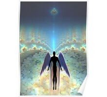 Ascention Angel Poster