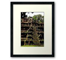Phimeanakas Temple - Angkor, Cambodia. Framed Print