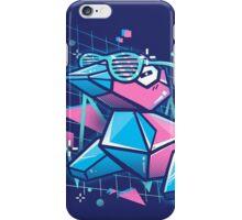 Cool Porygon iPhone Case/Skin