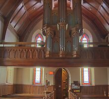 Pipe Organ by MClementReilly