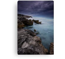 Saturday Fishing Trip Canvas Print