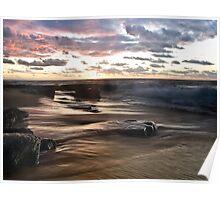 Garie Dawn - Garie Beach, NSW Poster