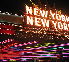 New York New York by Ergun Larsen