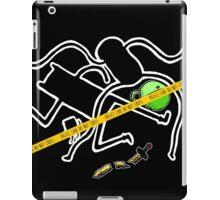Adventure Time Of Death iPad Case/Skin