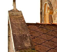 sideways looking ~ Holy Trinity Anglican Church, Dubbo by Jan Stead JEMproductions