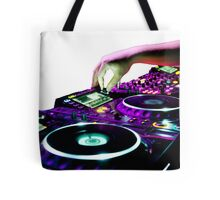 Euro-Urban Dance Music Collection Tote Bag