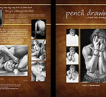 Cover Design: A look into drawing men by David J. Vanderpool
