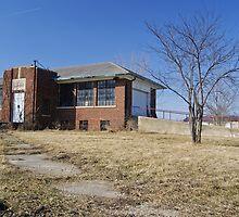 New Bedford Grade School by Richard Williams