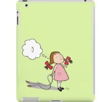 Kazart Smiley Dream iPad Case/Skin