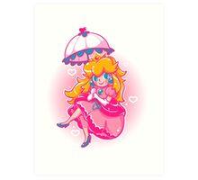 Sweet Peach Art Print