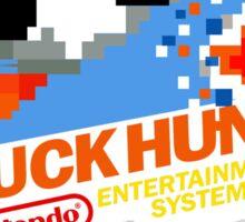 Duck Hunt NES Sticker