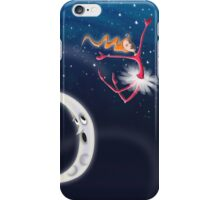 Kazart Over the Moon iPhone Case/Skin