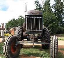 Fordson Major by Tom McDonnell