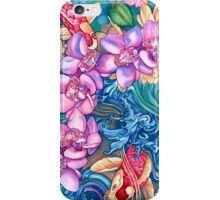 Orchid Splash iPhone Case/Skin