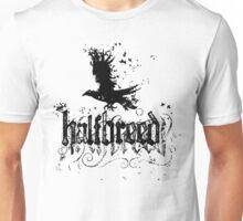 Blackbird Halfbreed - an Aaron Paquette Unisex T-Shirt