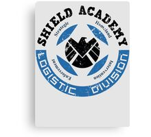 S.H.I.E.L.D. Academy Canvas Print