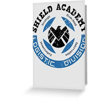 S.H.I.E.L.D. Academy Greeting Card