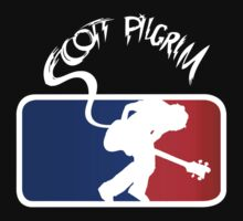 The Scott Pilgrim League by LeonBest