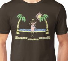 """Let's Talk Dirty In Hawaiian"" (faded) T-Shirt"