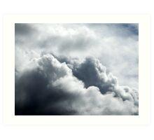 Cloud 42 - Sky Mount Art Print