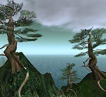 Three Trees by elsbethwriter