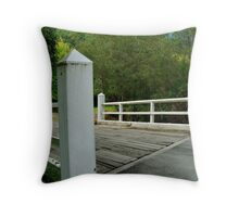 Black Diamond Track, Walhalla Throw Pillow