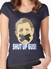 Shut Up Gus Women's Fitted Scoop T-Shirt