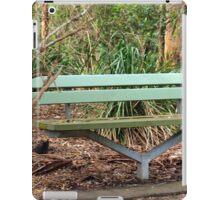 Bush Seat iPad Case/Skin