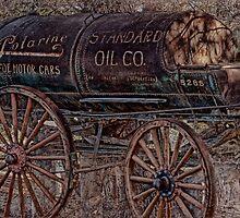 Polarine Oil by Michael  Gunterman