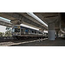 Metro Melbourne Photographic Print
