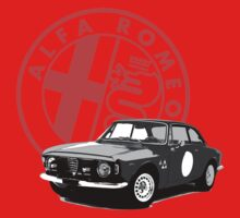 Alfa Romeo Gt Junior Kids Tee