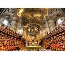Cathedral of San Francisco • Quito • Ecuador Photographic Print