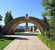 Summer Arch by Santa Tom Kliner